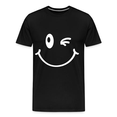 T-SHIRT - GESICHT - HERREN - Männer Premium T-Shirt