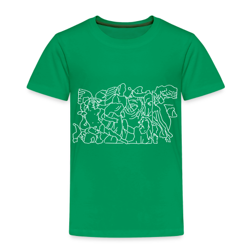 Pergamonaltar Berlin - Kinder Premium T-Shirt