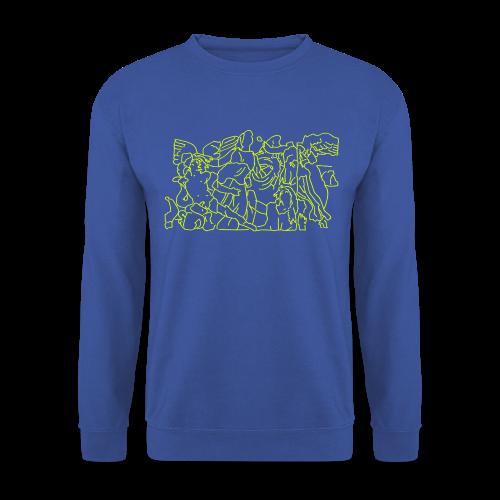 Pergamonaltar Berlin - Männer Pullover