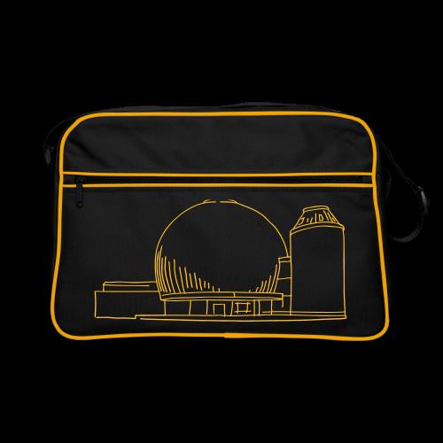 Planetarium Berlin - Retro Tasche