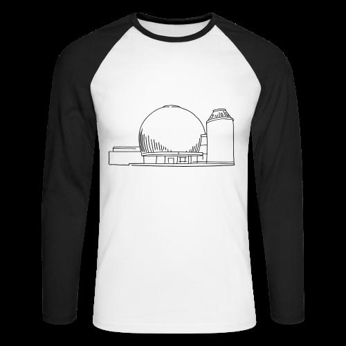 Planetarium Berlin - Männer Baseballshirt langarm