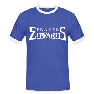 Fraser Edwards Mens Ringer T shirt - Men's Ringer Shirt