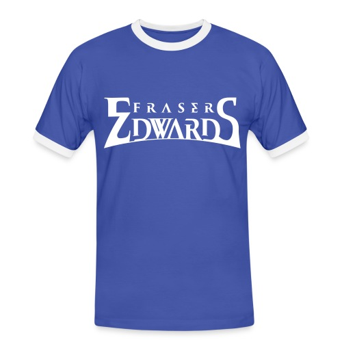 Fraser Edwards Mens Ringer T shirt - Men's Ringer Shirt