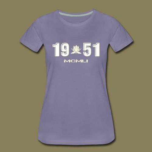 Maglietta Premium da donna - 1951 - Maglietta Premium da donna