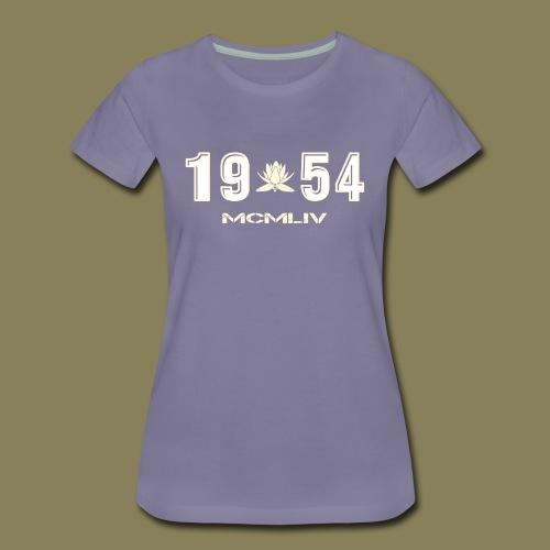 Maglietta Premium da donna - 1954 - Maglietta Premium da donna