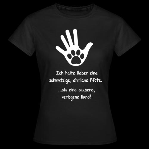 Mein Hund - Mein Freund! T-Shirt - Frauen T-Shirt