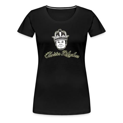 Meister Lehnsherr Shirt Women Black - Women's Premium T-Shirt