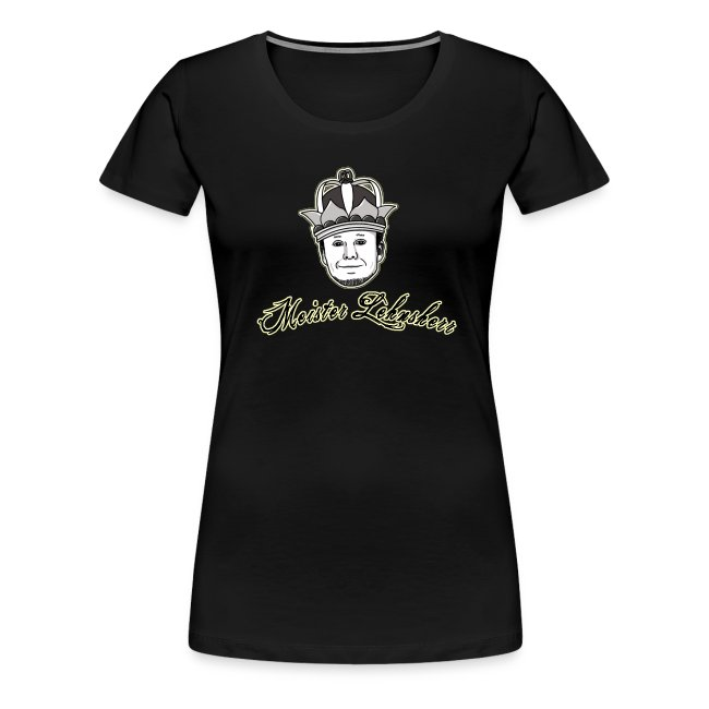 Meister Lehnsherr Shirt Women Black