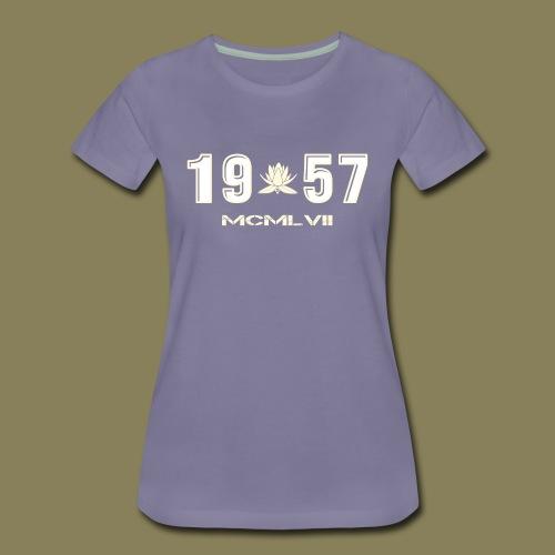 Maglietta Premium da donna - 1957 - Maglietta Premium da donna