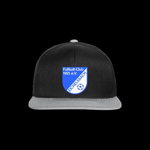 Snapback Cap mit FC Eichelsbach Wappen - Snapback Cap