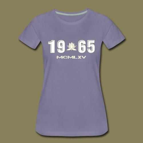Maglietta Premium da donna - 1965 - Maglietta Premium da donna