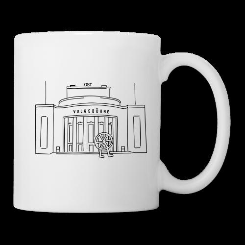 Volksbühne Berlin - Tasse