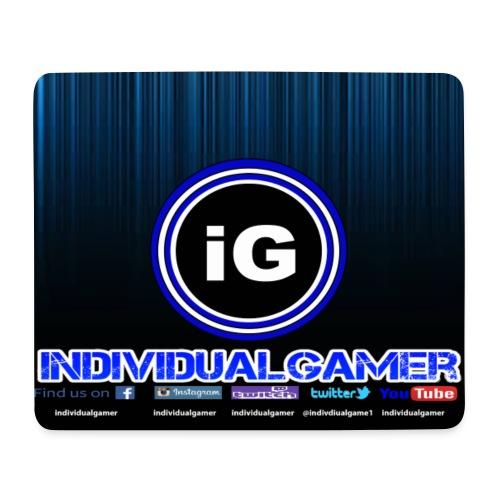 individualgamer Mouse Pad  - Mouse Pad (horizontal)