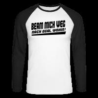 Sci-Fi Spruch Männer Shirt