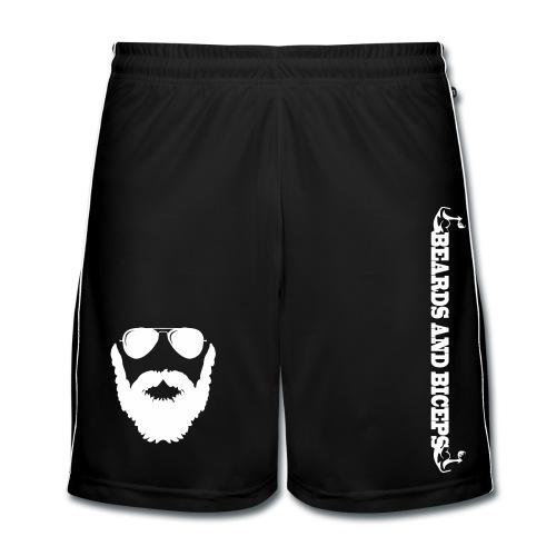 Beards And Biceps Viking Shorts - Men's Football shorts