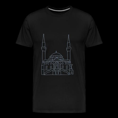 Sehitlik Moschee Berlin - Männer Premium T-Shirt
