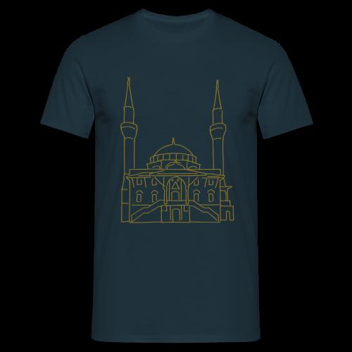 Sehitlik Moschee Berlin - Männer T-Shirt