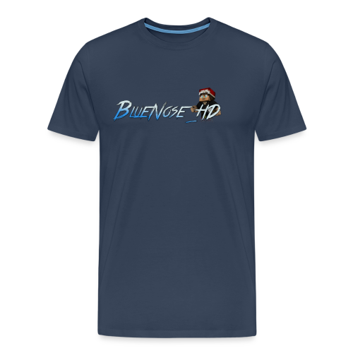 BlueNose_HD T-Shirt - Men's Premium T-Shirt