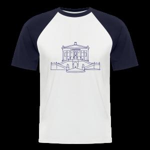 Alte Nationalgalerie - Männer Baseball-T-Shirt