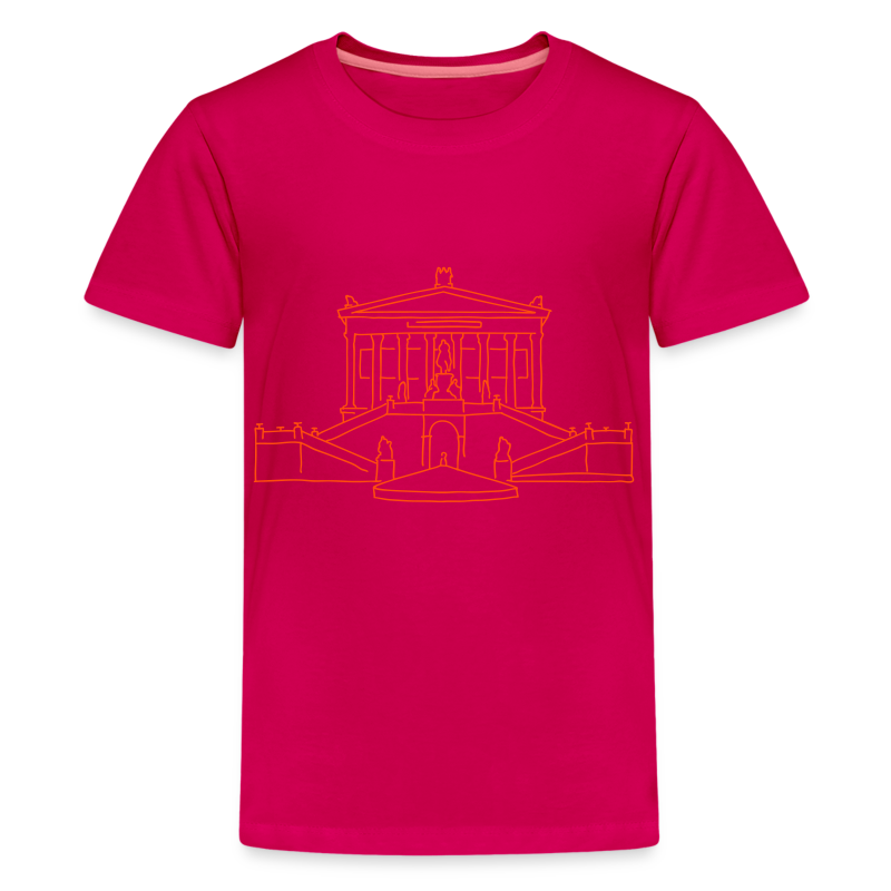 Alte Nationalgalerie - Teenager Premium T-Shirt