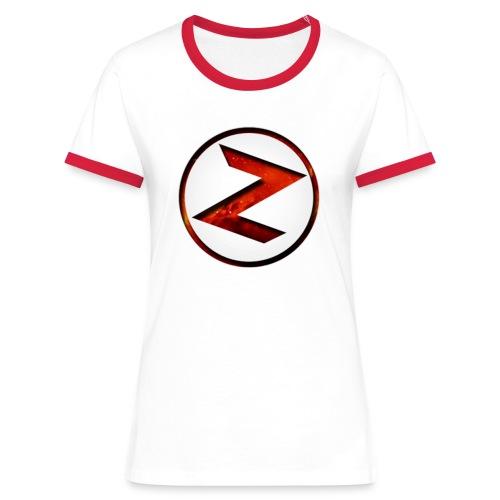 women Z t shirt - Women's Ringer T-Shirt
