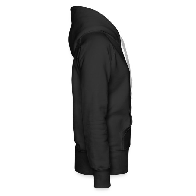 Frauen Premium Kapuzenpullover Ghosthunter :) schwarz