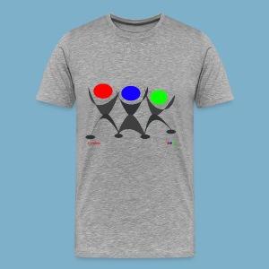 Fundago Dance - Männer Premium T-Shirt