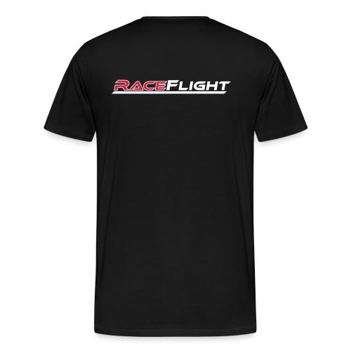 RaceFlight tee - Men's Premium T-Shirt
