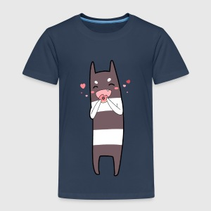 Donut Monster T-Shirts - Kinder Premium T-Shirt