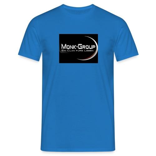 Monk Group T-Shirt - Männer T-Shirt