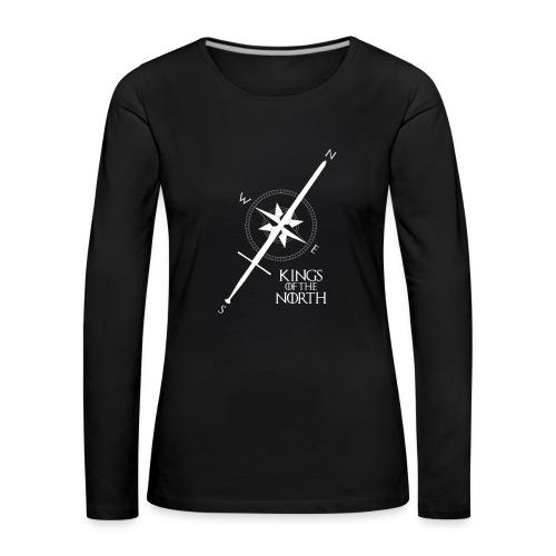 Ladies Kotn Longsleeve - Women's Premium Longsleeve Shirt