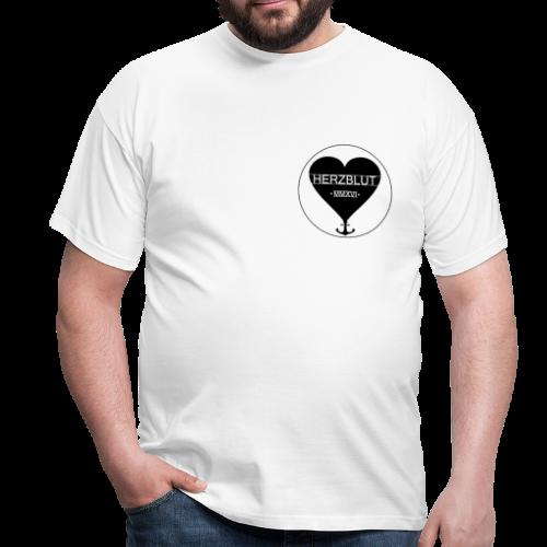 Herzblut Original - Männer T-Shirt
