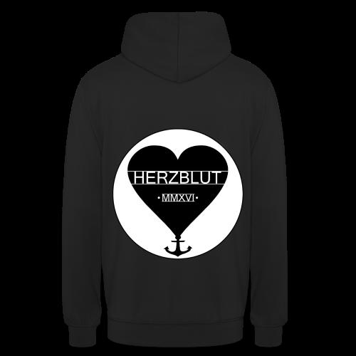 Herzblut Hoodie - Unisex Hoodie