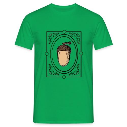 Gland stylisé design T-shirt Homme  - T-shirt Homme