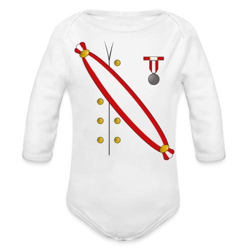 Kaiser - Baby Bio-Langarm-Body