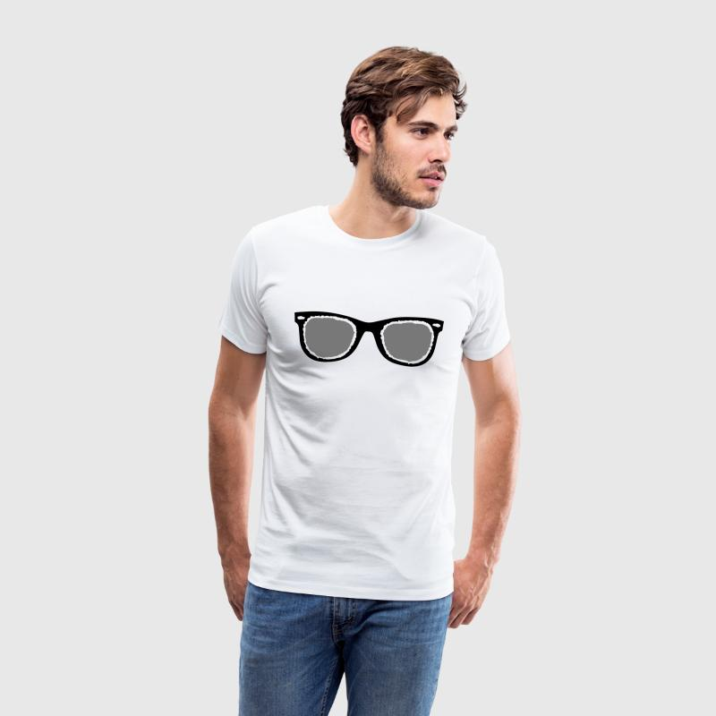 Casey Neistat Do More Sunglasses - Men's Premium T-Shirt