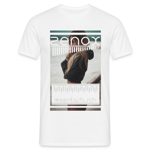 ZenoxTV SUMMER EDITION - Männer T-Shirt