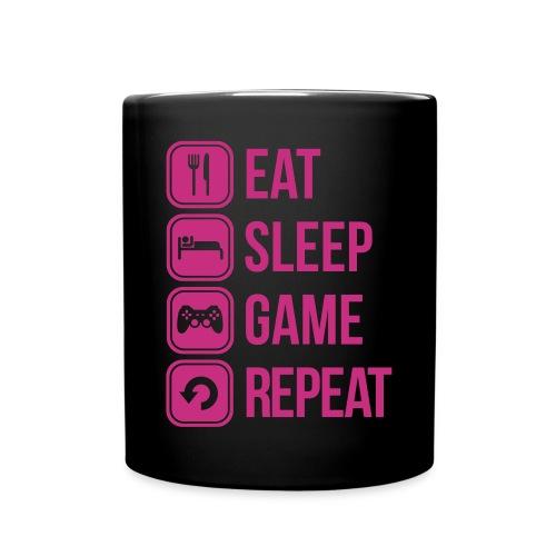 Gamer Coffe Cup - Tasse einfarbig