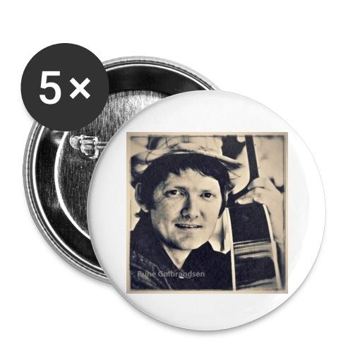 Rune Gulbrandsen *Button-Pin* - Liten pin 25 mm (5-er pakke)