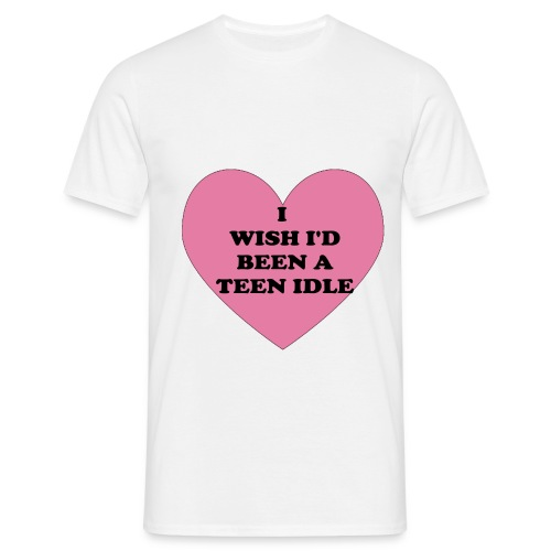 Teen Idle T-Shirt - Men's T-Shirt
