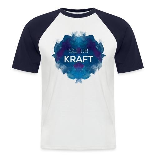 Schubkraft Baseball Shirt - Männer Baseball-T-Shirt