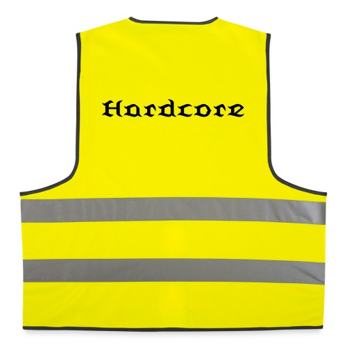 Harcore Warnwest - Warnweste