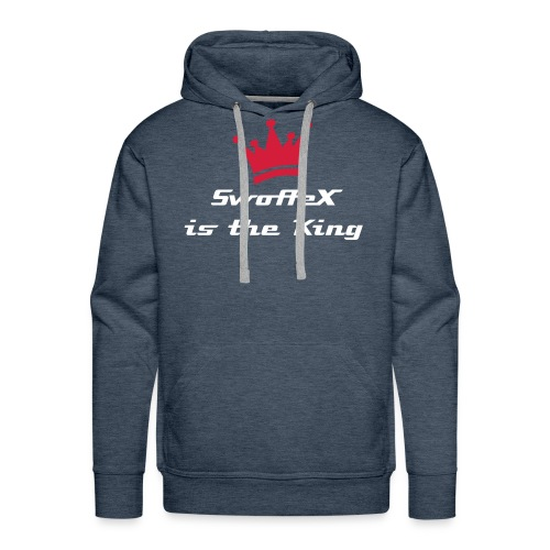 Swoffex - Is the KIng - Männer Premium Hoodie