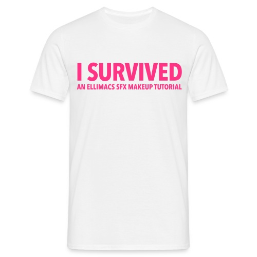 I survived... - Men's T-Shirt