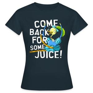 Choose Goose - Frauen T-Shirt