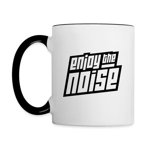 Tasse bicolore EnjoyTheNoise - Mug contrasté