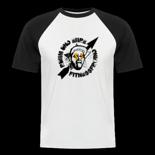 Fitne$$froind Baseball-Shirt - Männer Baseball-T-Shirt