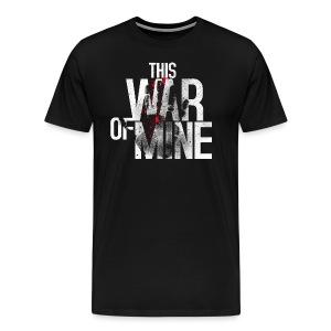 This War of Mine - T-shirt - Men's Premium T-Shirt