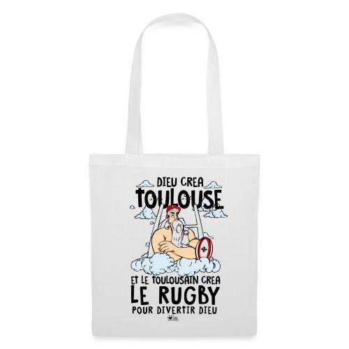 Sac Dieu crea Toulouse - Tote Bag
