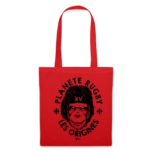 Sac  planete rugby origines - Tote Bag